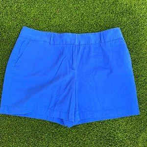 "Loft blue 5.5"" shorts"